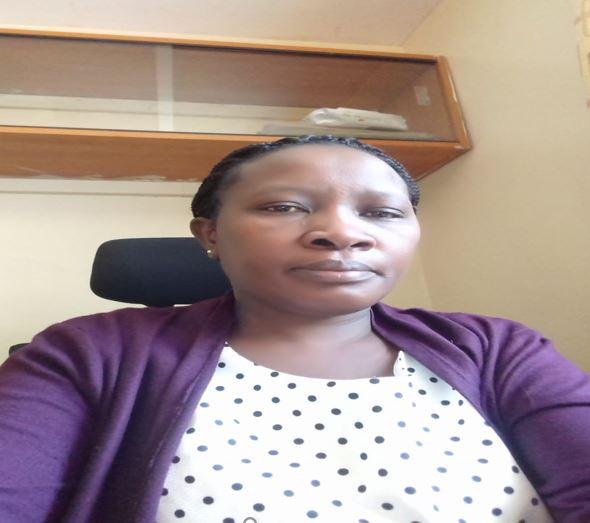 Ms. CHRISTINE NGUNA